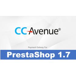 PrestaShop CCAvenue payment...